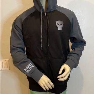 Marvel Men's Full Zip Hoodie Size XL